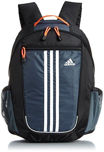 [アディダス] adidas Kids Backpack L ITV76 M39991 (ブラック/ホワイト)