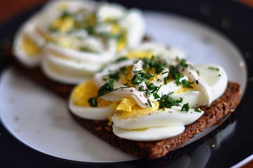 Æggemadder