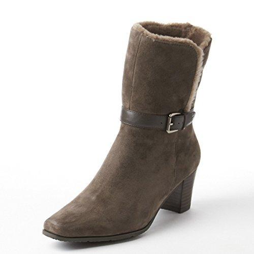 モデロ(MODELLO) ブーツ(ボア付ショートブーツ)