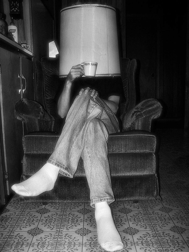 The Sophistication of Mr. Lamp-shade