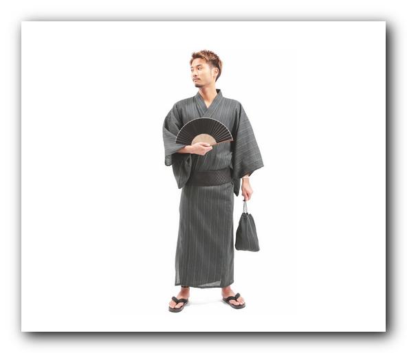 (ロシェル) roshell 浴衣6点セット メンズ 浴衣 メンズ 甚平 メンズ メンズ浴衣