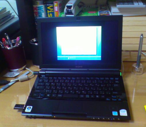 ノートパソコン画像